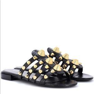 Balenciaga sandals size 36 authentic
